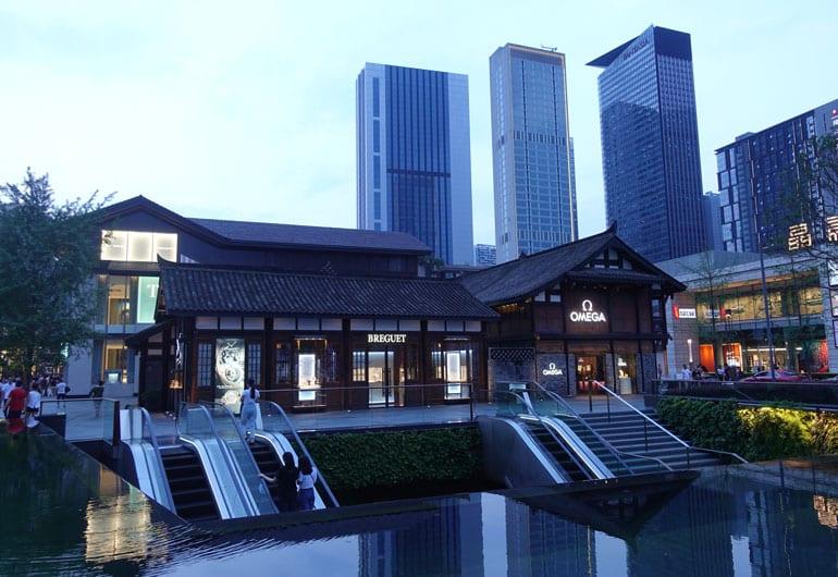 Chengdu – Stadt der Moderne im Herzen Chinas