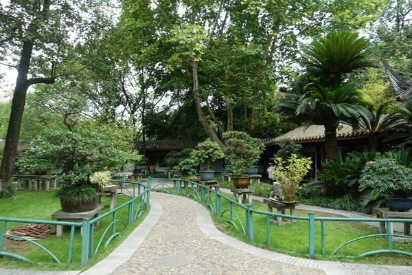 Chengdu Peoples Park