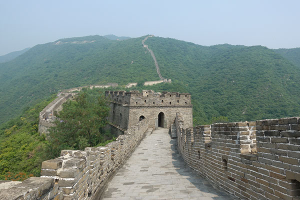 Peking Sehenswürdigkeiten Chinesische Mauer