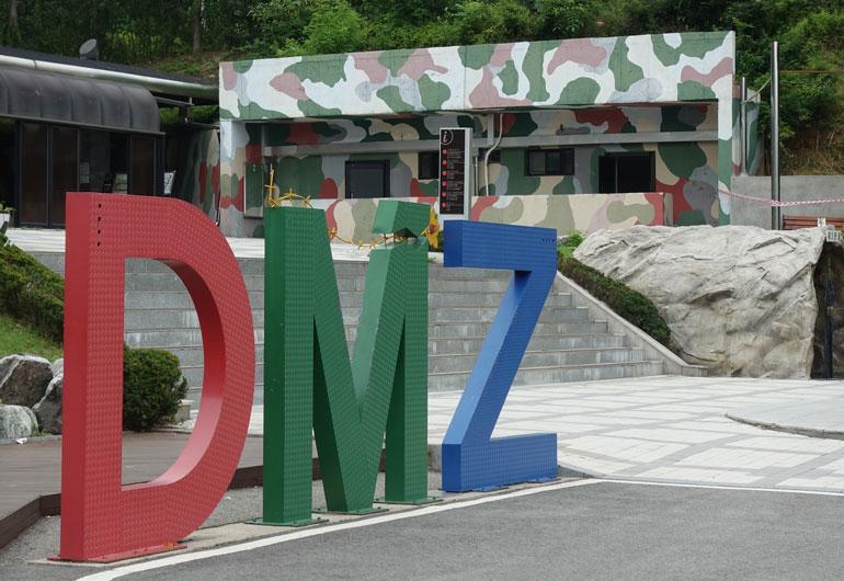 DMZ – Ein Besuch der entmilitarisierten Grenze zu Nordkorea