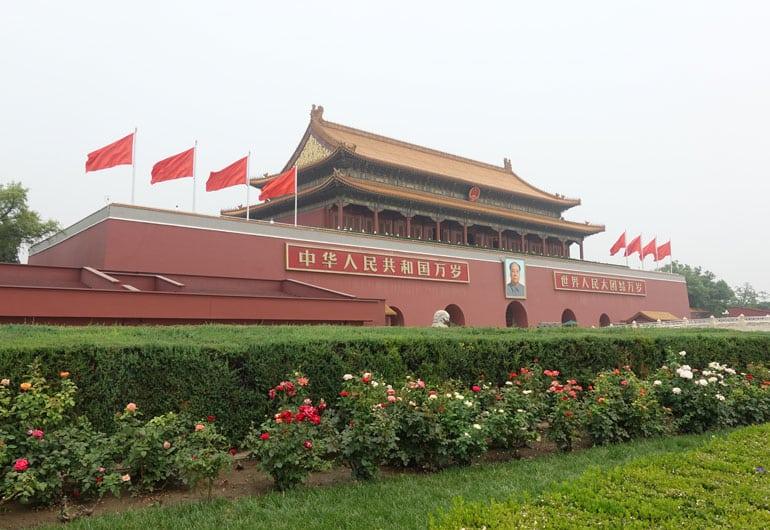 Peking – die besten Sehenswürdigkeiten der Hauptstadt Chinas