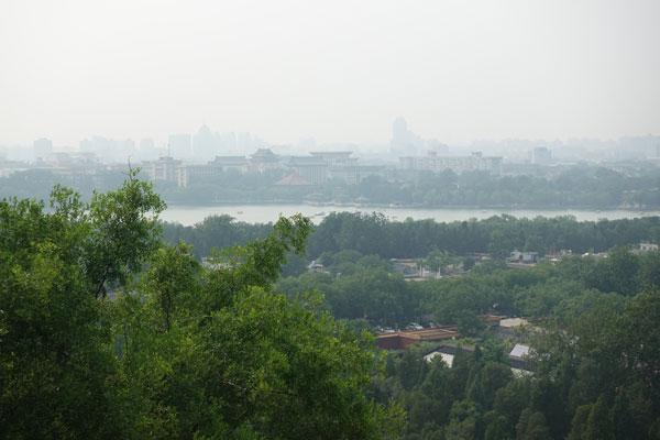 Peking Sehenswürdigkeiten die verbotene Stadt