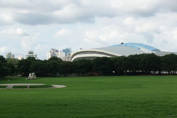 Seoul Sehenswürdigkeiten Olympic Park