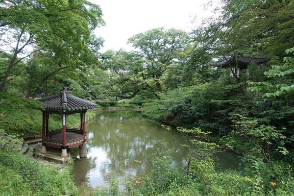 Seoul Sehenswürdigkeiten Secret Garden