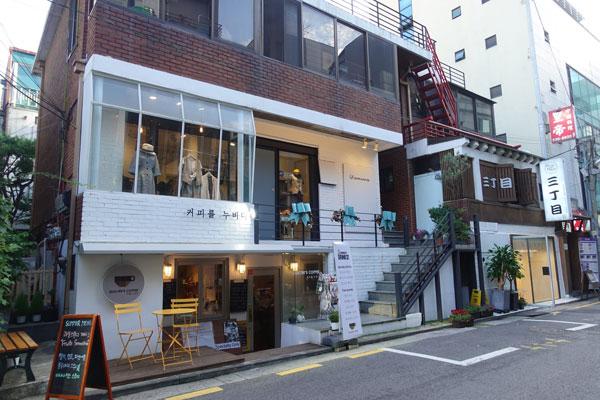 Seoul Sehenswürdigkeiten Seorae Village