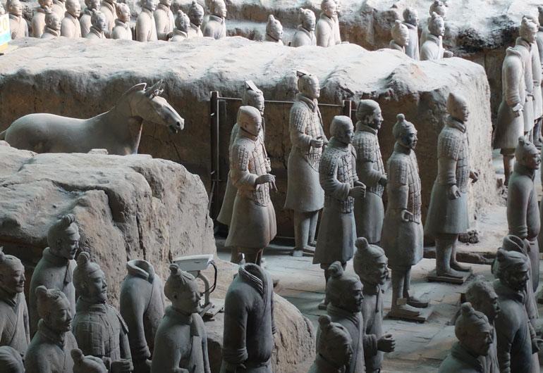Die Terrakotta Armee in Xian – Ein Highlight deiner Chinareise?