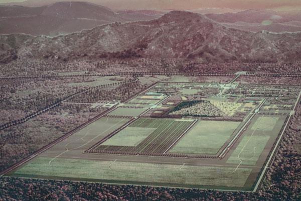 Terrakotta-Armee-Xi-an-Mausoleum-erster-Kaiser-Qin-Dynastie