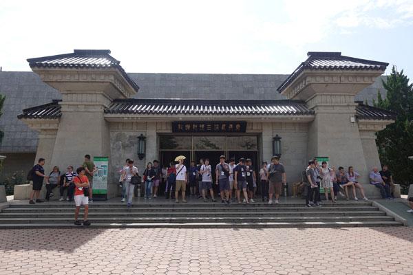 Terrakotta Armee Xian Pit 3