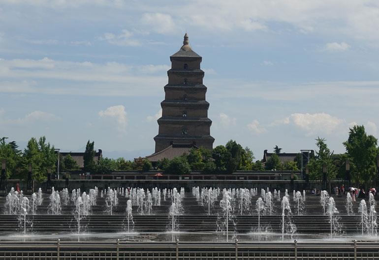 Xian – Die Sehenswürdigkeiten der alten Kaiserstadt Chinas