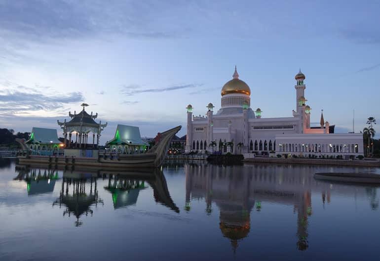 Brunei Reisebericht: Beste Sehenswürdigkeiten von Bandar Seri Begawan