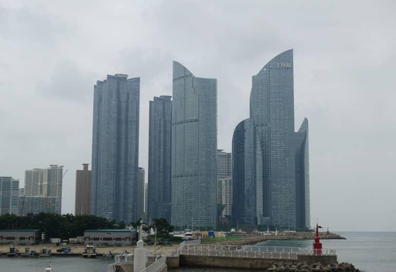 Busan – Die besten Sehenswürdigkeiten der zweitgrößten Stadt Südkoreas