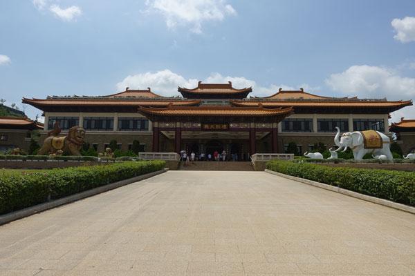 Fo Guang Shan Buddha Museum bei Kaohsiung