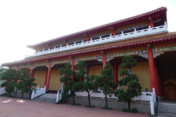 Fo Guang Shan Monastry bei Kaohsiung Great Compassion Shrine