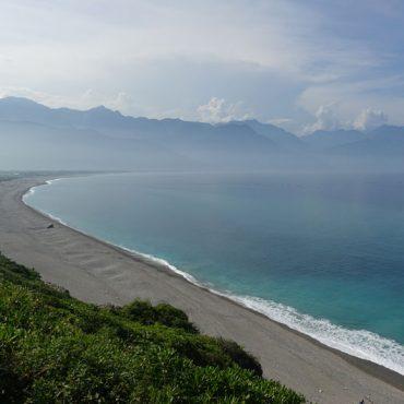 Hualien – Fahrradtour entlang der Ostküste und zum Liyu Lake