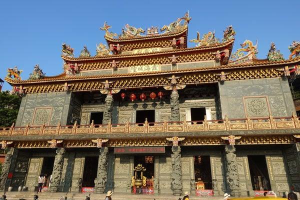 Jiufen Old Street Sheng Ming Sheng Dong Tempel Tagesausflug von Taipeh