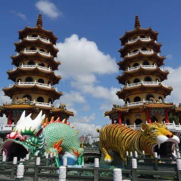 Kaohsiung – die besten Sehenswürdigkeiten für einen Tagesausflug nach Kaohsiung