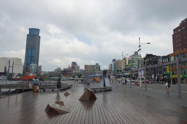 Keelung Tagesausflug von Taipeh Stadtbild