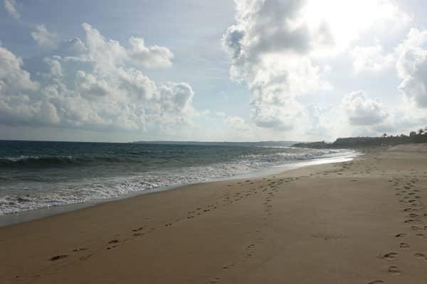 Kenting Nationalpark Strände Dawan Beach
