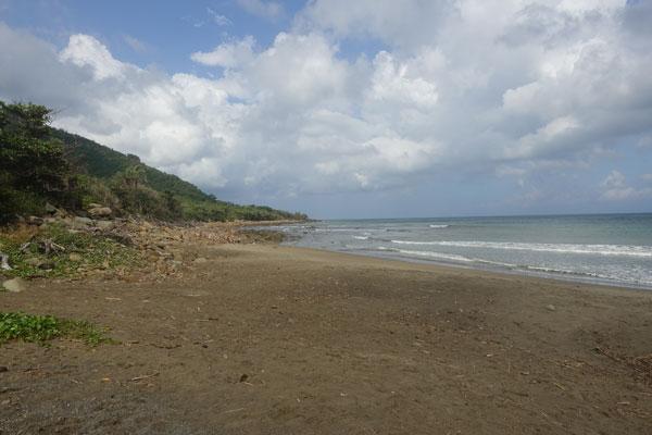 Kenting Nationalpark Tagesausflug mit dem Moped Jin Sha Tan Beach
