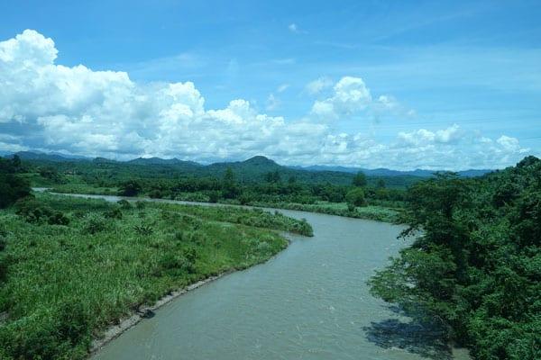 Kinabatangan River Tour Sabah Anreise