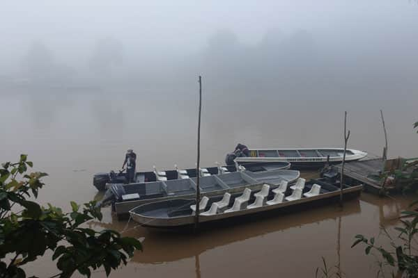 Kinabatangan River Tour Sabah Morning Cruise