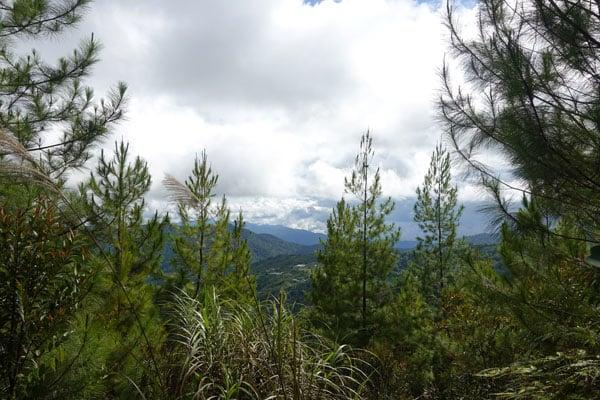 Mount Kinabalu Kinabalu Park Bundu Tuhan View Trail