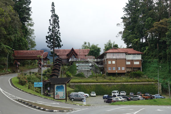 Mount Kinabalu Kinabalu Park Visitor Center