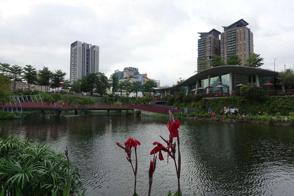 Taichung Sehenswürdigkeiten Marple Park