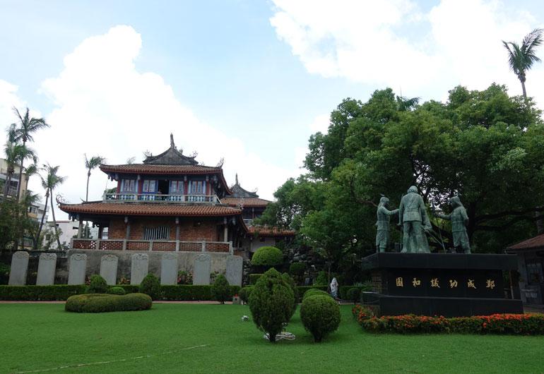 Tainan und seine Sehenswürdigkeiten – Das kulturelle Erbe von Taiwan