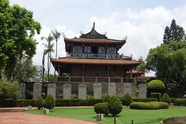 Tainan Sehenswürdigkeiten Chihkan Tower