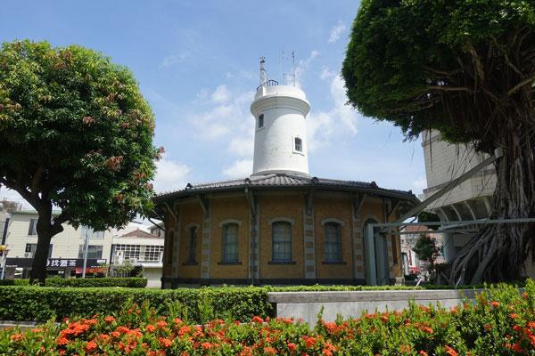 Tainan Sehenswürdigkeiten Museum of Meteorology