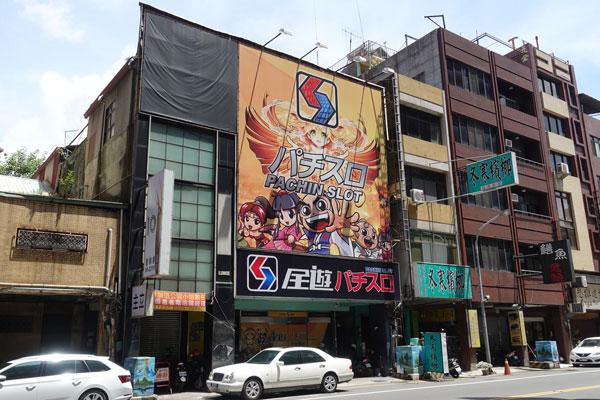 Tainan-Sehenswürdigkeiten-Stadtbild