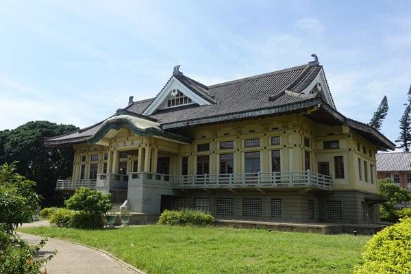 Tainan Sehenswürdigkeiten Tainan Martial Arts Academy