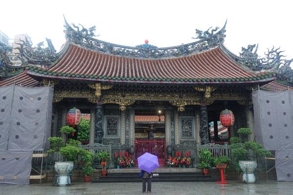 Taipei Sehenswürdigkeiten Bangka Longshan Tempel