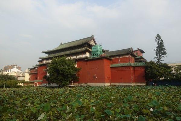 Taipei Sehenswürdigkeiten Botanical Garden National Museum of History