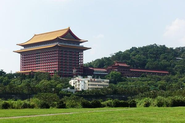 Taipei Sehenswürdigkeiten Grand Hotel