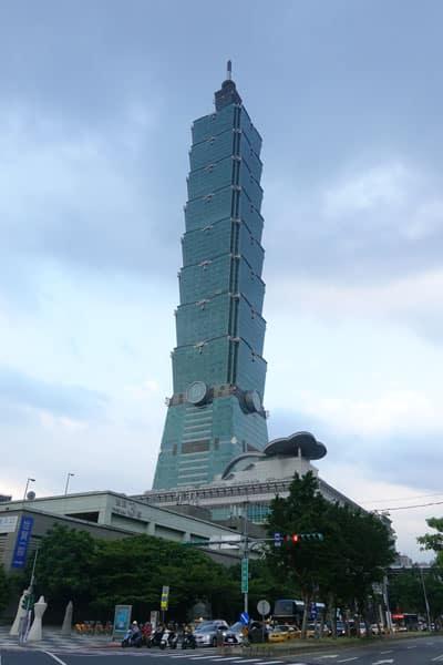 Taipei Sehenswürdigkeiten Taipei 101 Tower