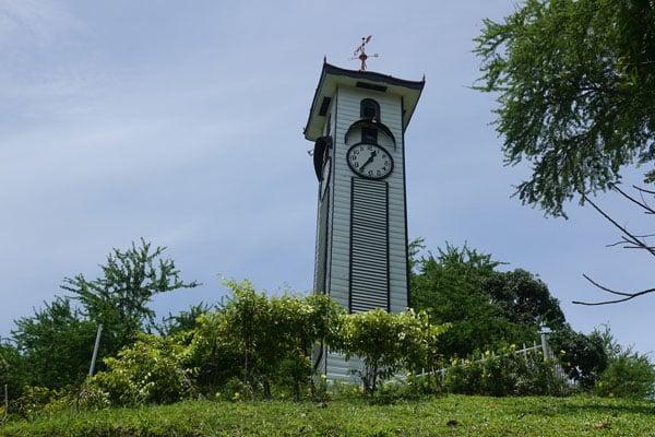 Kota Kinabalu Sehenswürdigkeiten KK Atkinson Clocktower