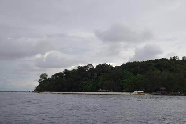 Kota Kinabalu Sehenswürdigkeiten KK Tunku Abdul Rahman National Park Sapi Island Tagesausflug