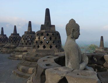 Borobudur Tempel Beitragsbild