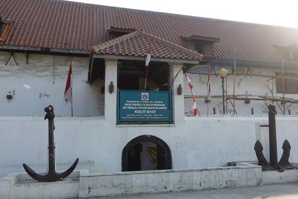 Jakarta Sehenswürdigkeiten Oldtown Maritime Museum