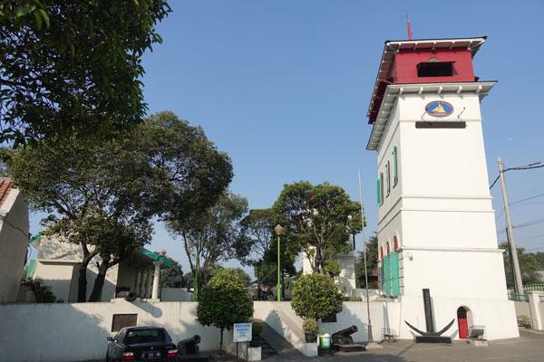 Jakarta Sehenswürdigkeiten Oldtown Museum Bahari