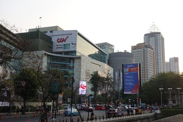 Jakarta Sehenswürdigkeiten Stadtbild
