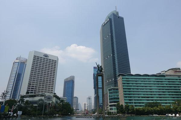 Jakarta Sehenswürdigkeiten Welcome Square
