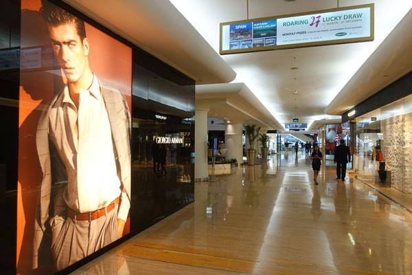 Jakarta Sehenswürdigkeiten Welcome Square Shoppingcenter