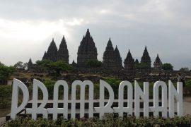 Prambanan Tempel Beitragsbild