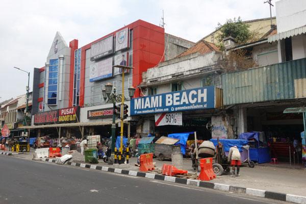 Yogyakarta Sehenswürdigkeiten Malioboro Street