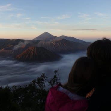 Unser Tagestrip zum Mount Bromo von Probolinggo