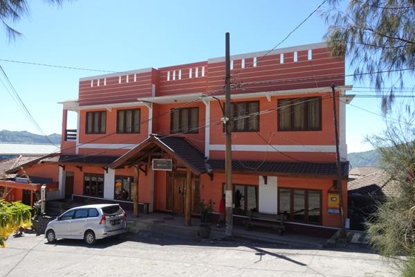 Mount Bromo Cemoro Lawang Lava Café