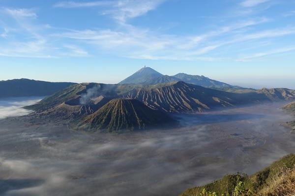 Mount Bromo Sonnenaufgang